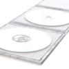 Obal na 2 CD/DVD
