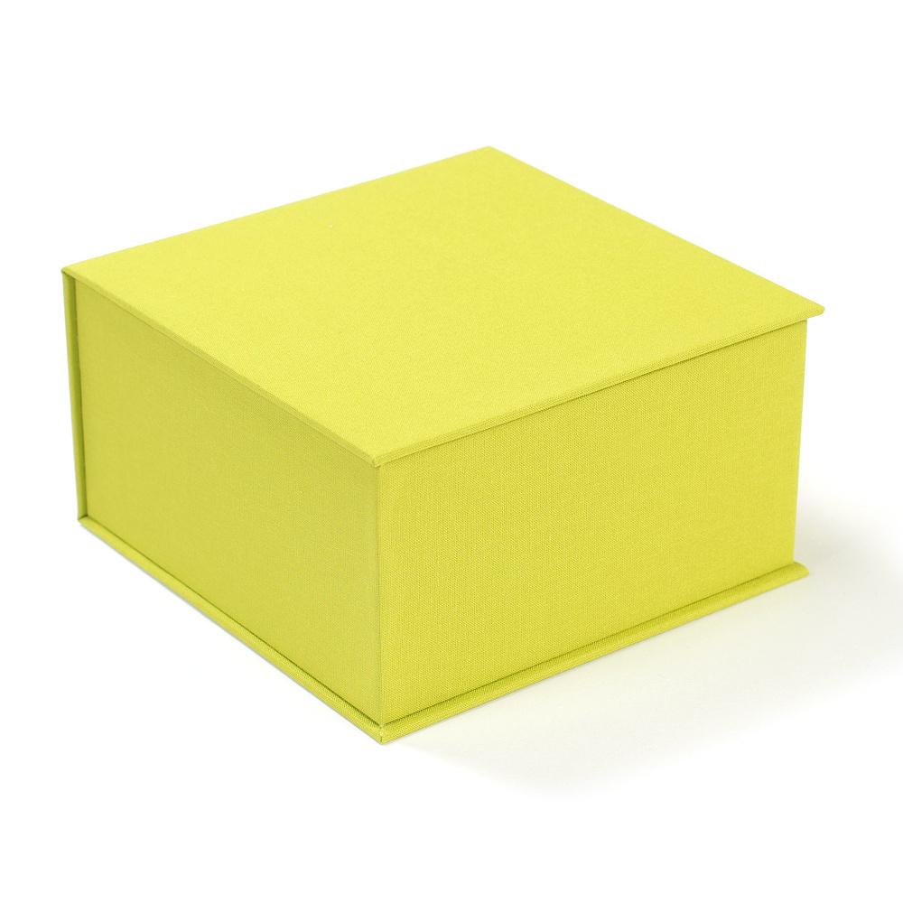 Dárková krabička - čtvercová základna