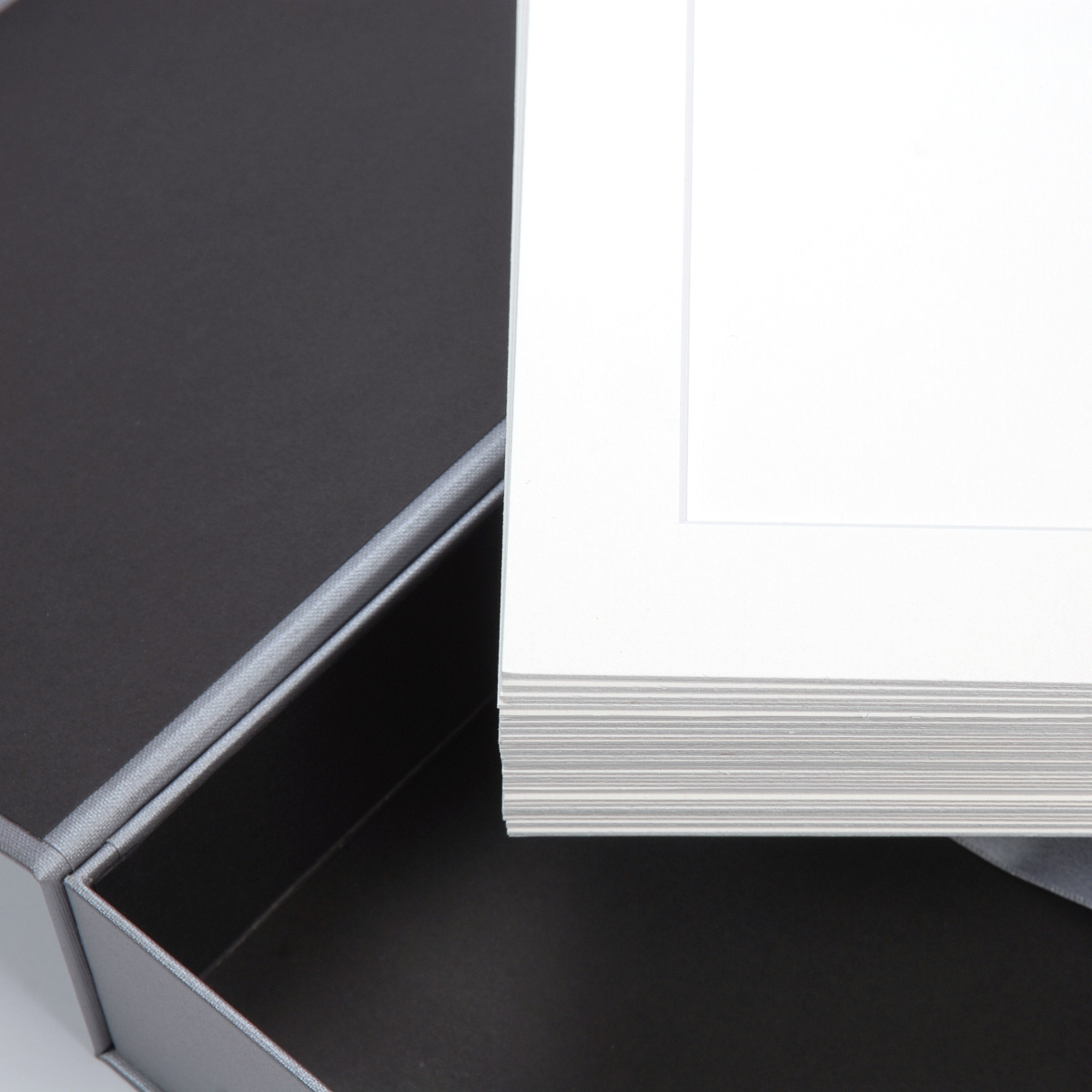 Folio Box na pasparty