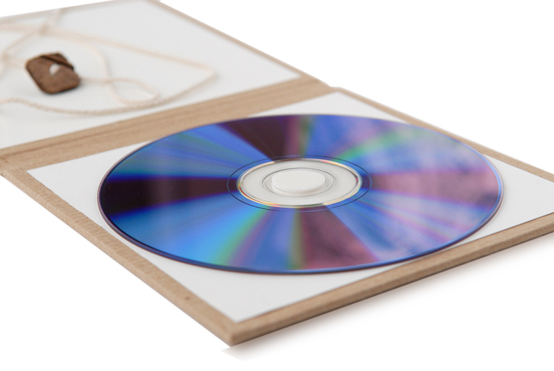 Obal na CD/DVD Craft
