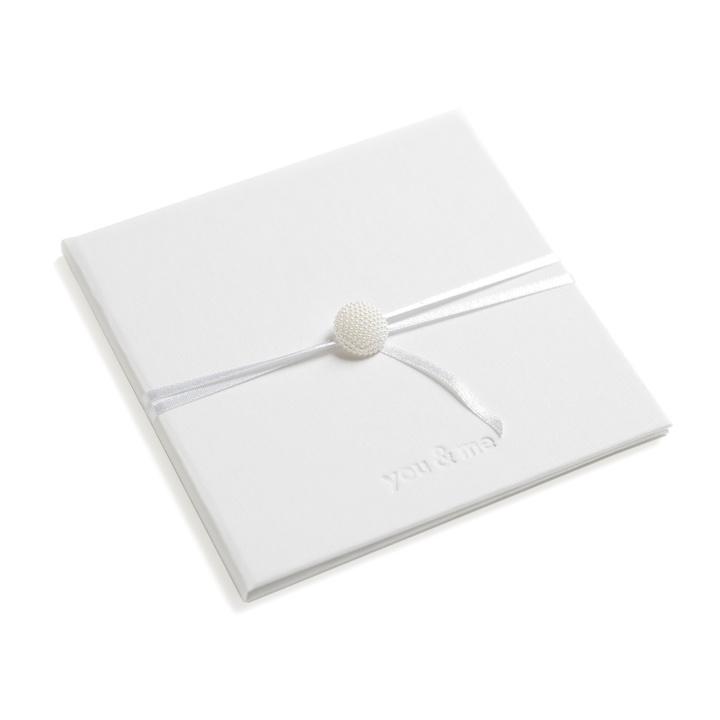 Obal na CD/DVD White Knob