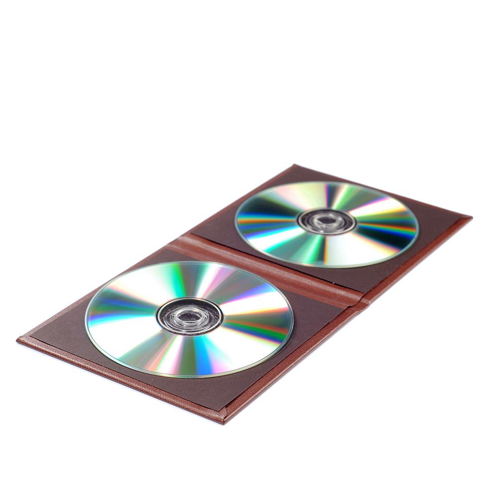 Obal na 2 CD/DVD Laura Brown