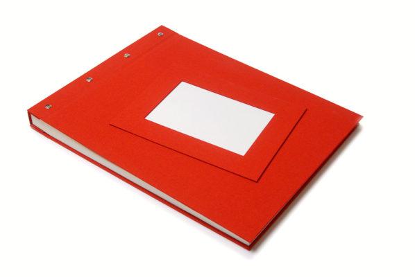 Fotoalbum Red Baron 30x40 cm