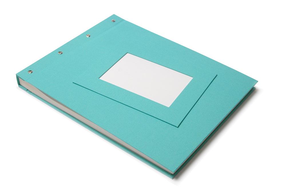 Doplňkový rámeček na fotoalbum