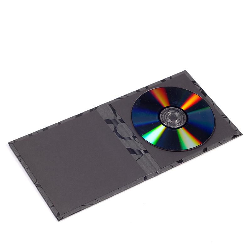 CD/DVD obal Black Elegance
