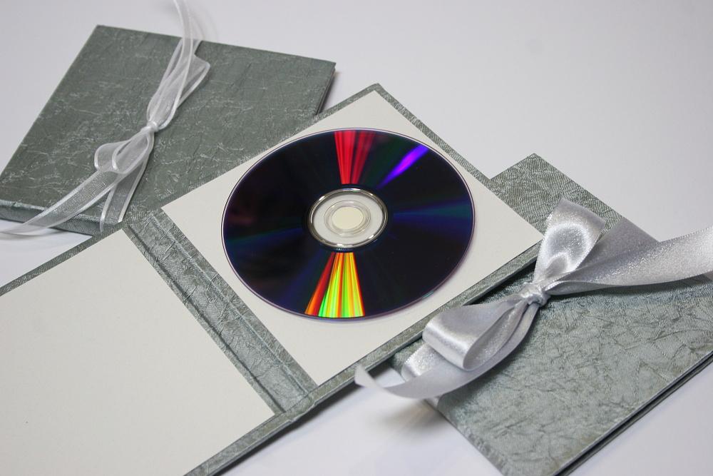 Obal na CD/DVD Zarina