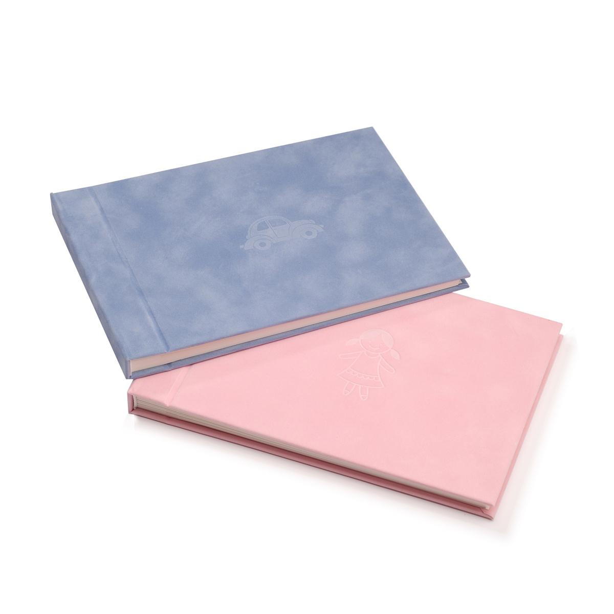 Dětské fotoalbum Kids Pink na foto 10x15 až 13x18 cm