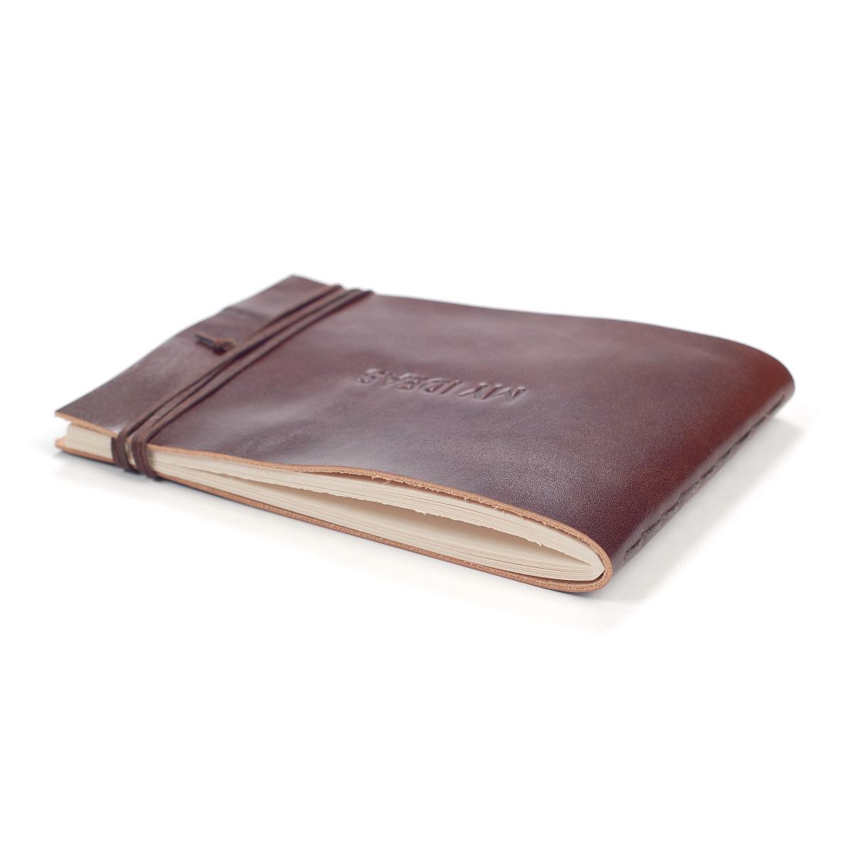 Kožený zápisník Journal - hnědý