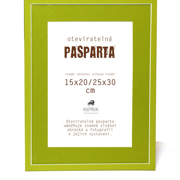Pasparta Happy Green