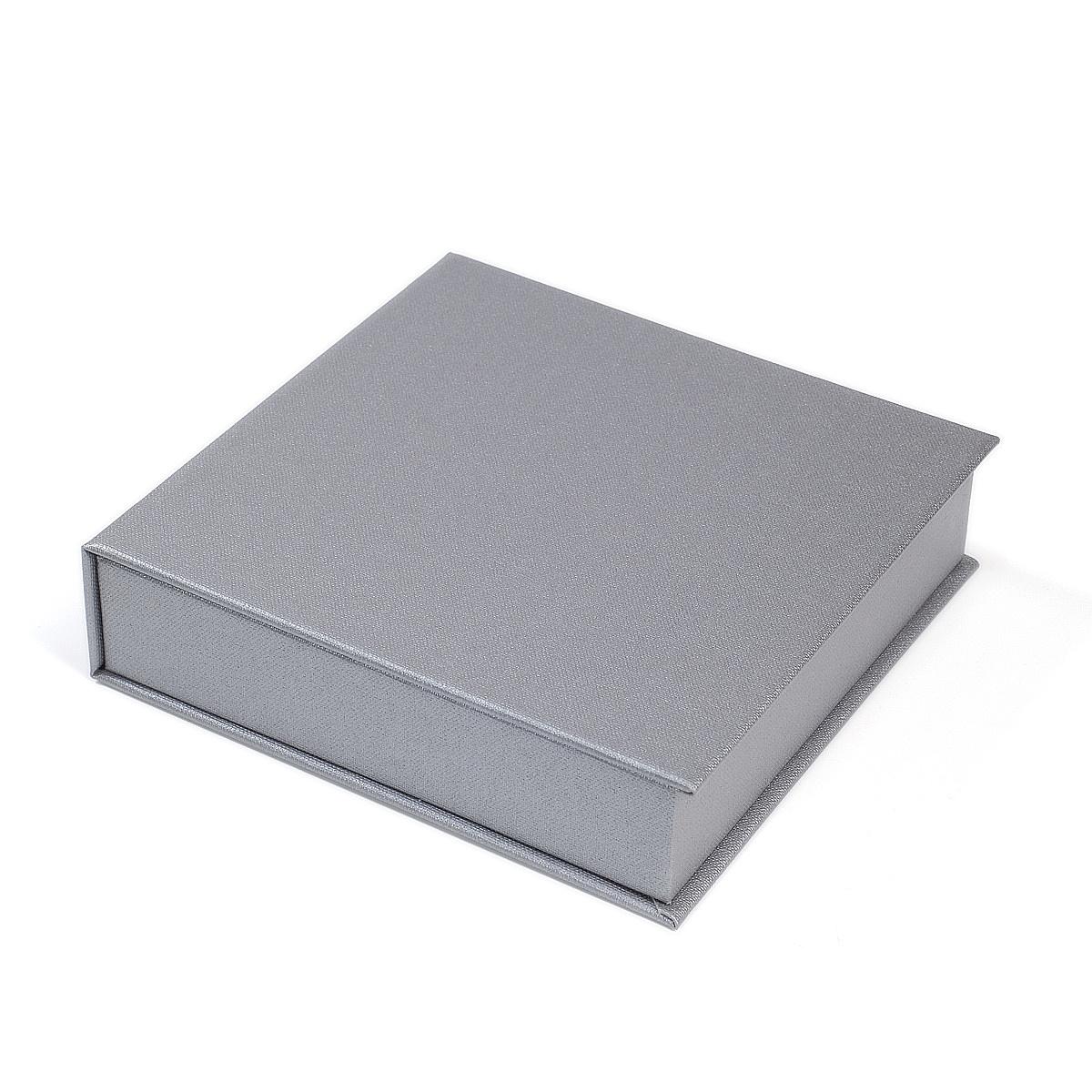 "Krabička na fotky a flešku ""Simple"" Grey"
