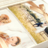 Photo Box Wedding na foto 13x18 cm