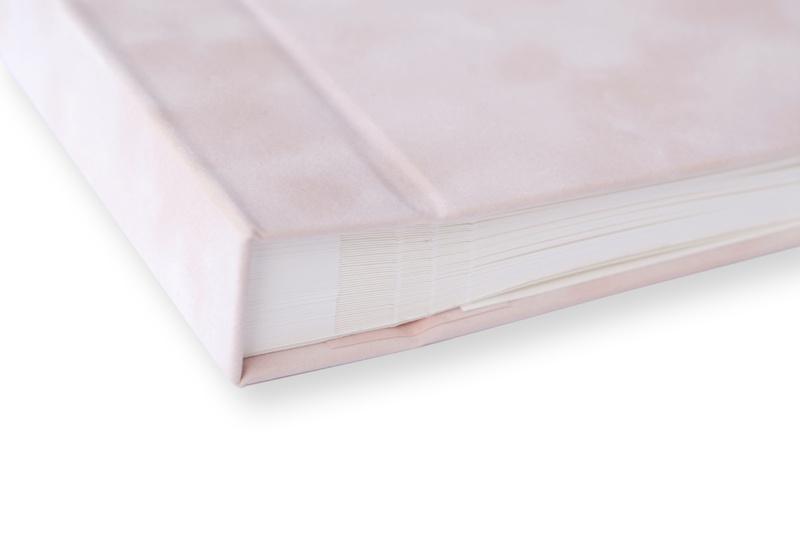 Fotoalbum Garde 60 stran - semiš od formátu 15x15 cm