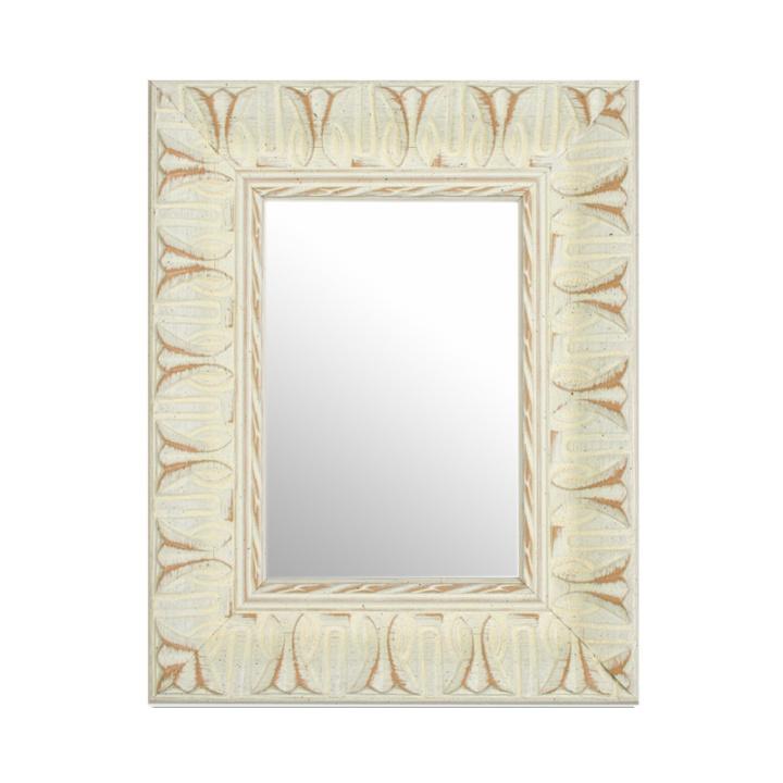 Zrcadlo Nika White Antik