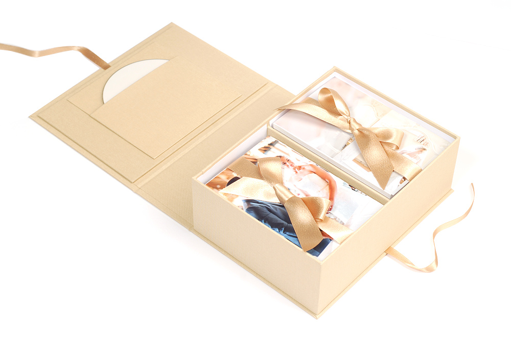Dárková krabička Sahara na fotografie 10x15cm