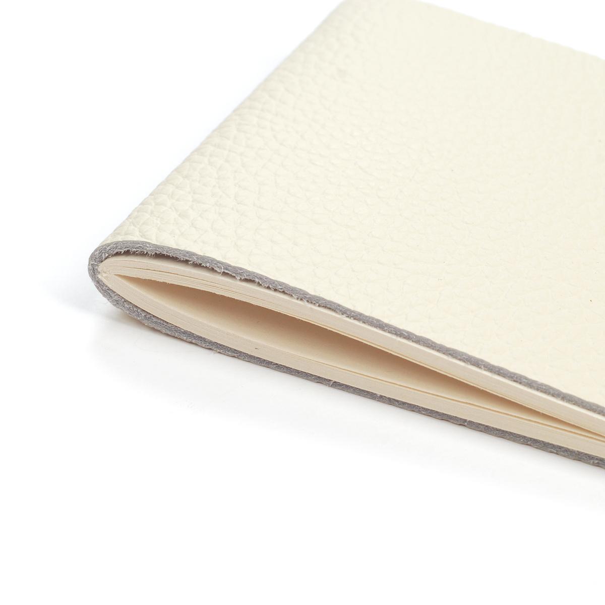 Kožený zápisník Lea