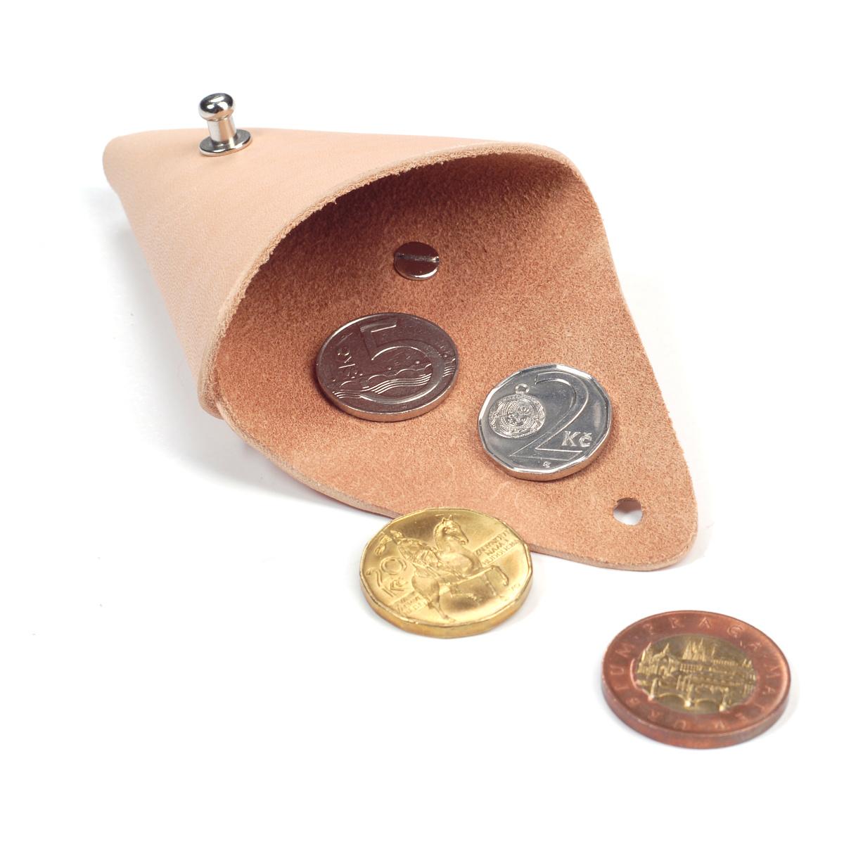 Mincovka - kožená peněženka